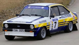Osian takes Escort Mk2 to Escort Rally Special in Belgium – Wheels ...